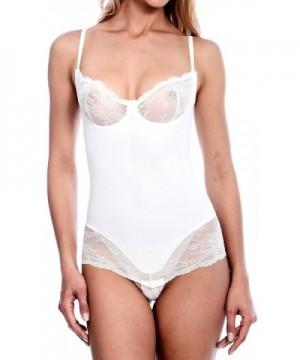 Body Beautiful Womens Slimming Bodysuit