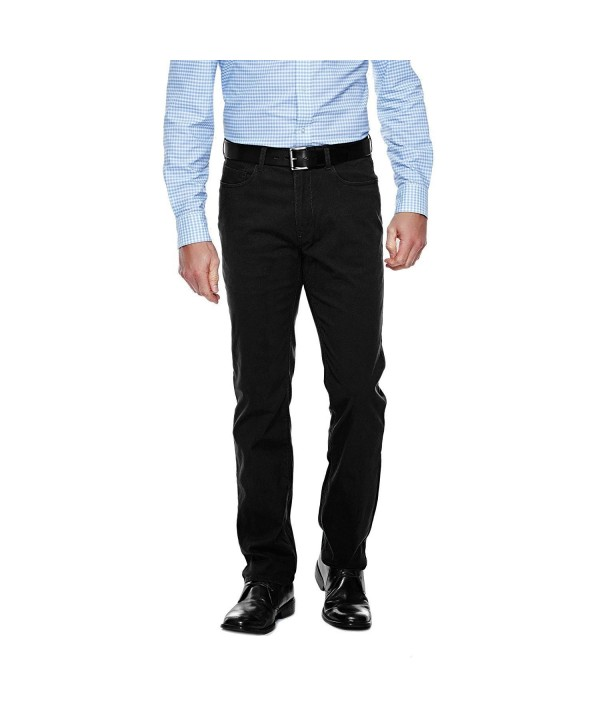 Haggar Bedford Pants Black 29x30