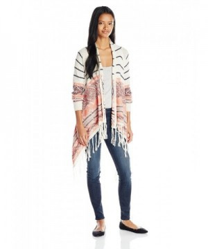 Jolt Juniors Sleeve Striped Sweater