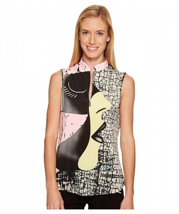Jamie Sadock Womens Facetime Sleeveless