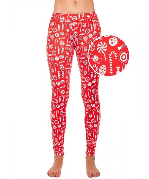 Tipsy Elves Christmas Leggings Holiday
