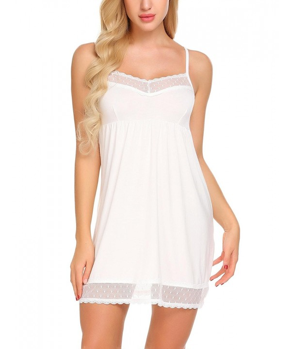 Zouvo Womens Sleepwear Nightgown Slips