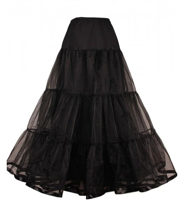 promdressesol Womens Petticoat Crinoline Underskirt