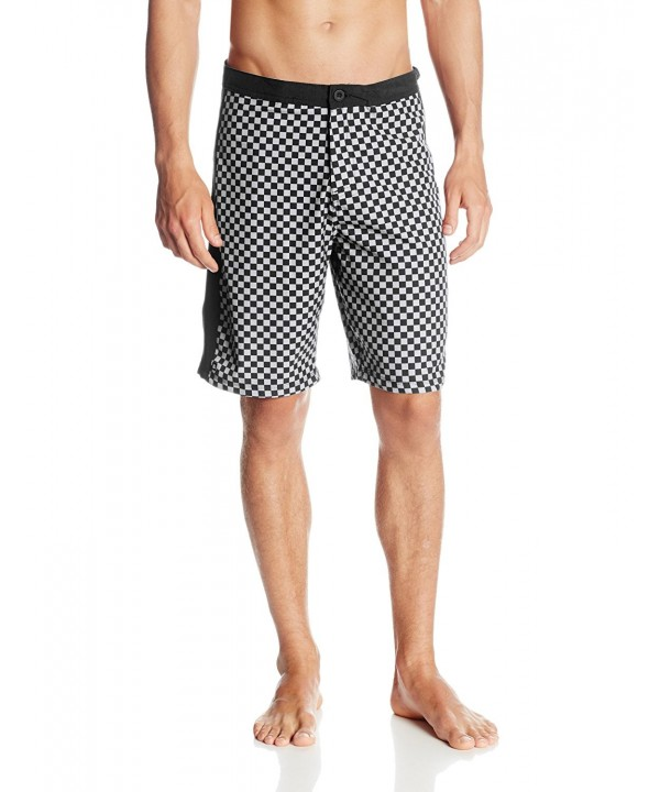 Micros Mens Hybrid Short Black