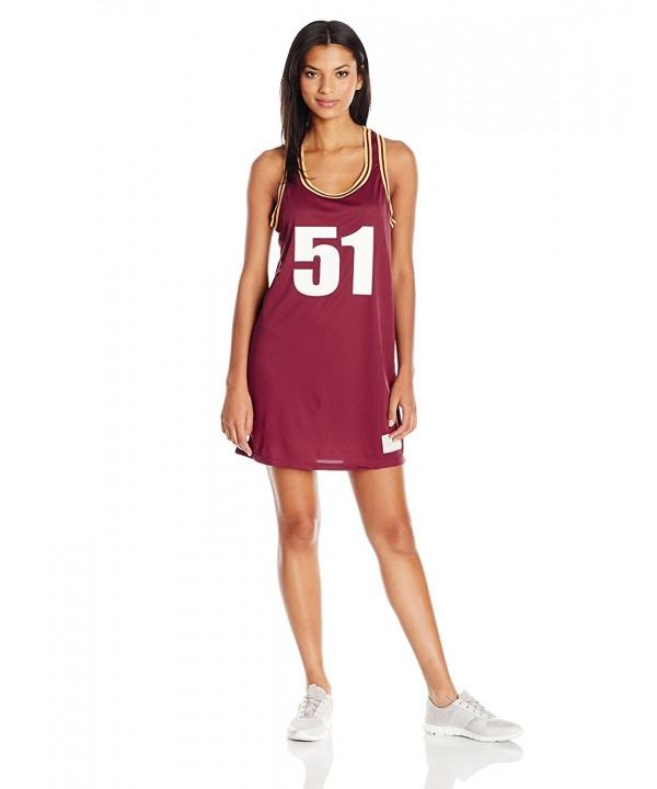 nuyu Womens Florida University Racerback Garnet