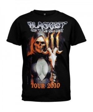Danzig Blackest Black T Shirt Medium