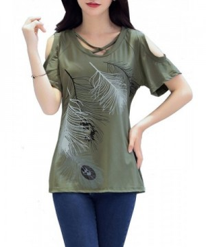 Relipop Fashion Shoulder T Shirt X Large