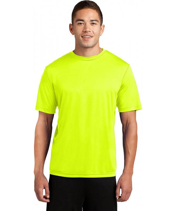 Sport Tek Mens PosiCharge Competitor Yellow