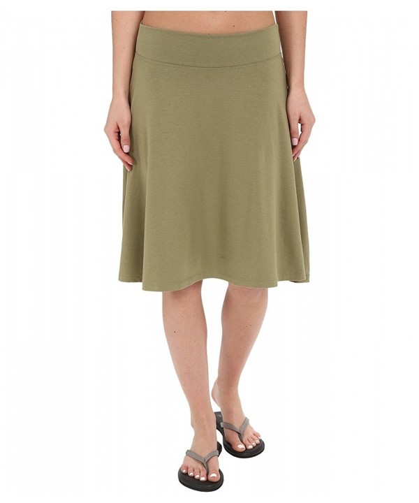FIG Clothing Womens Skirt Ginseng