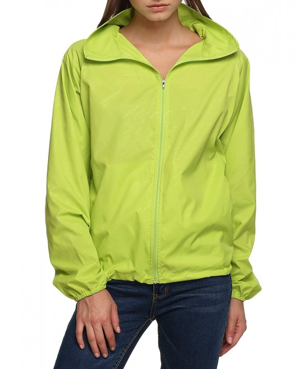 Elesol Windbreaker Protect Packable Lightweight