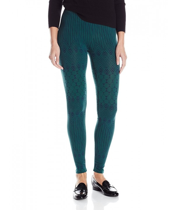 Alternative Womens Spandex Legging Fairisle