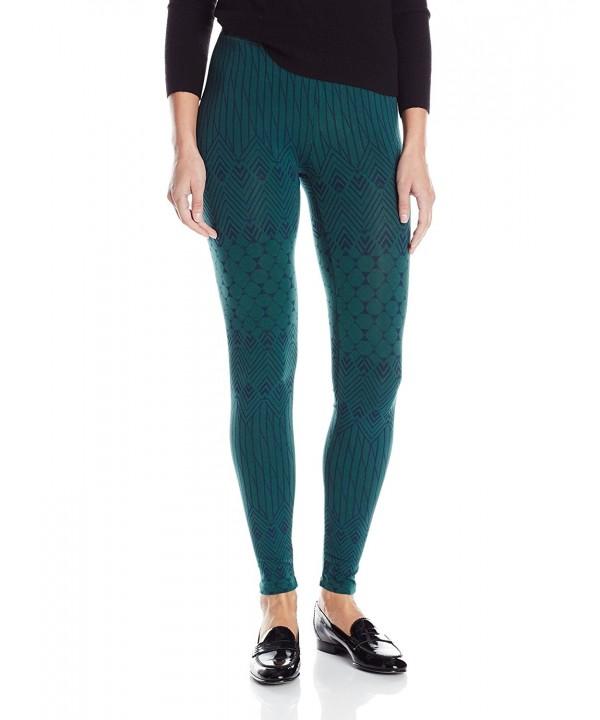 Alternative Womens Spandex Legging Fairisle