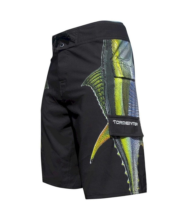 Tormentor Tackle Side Tuna Boardshorts