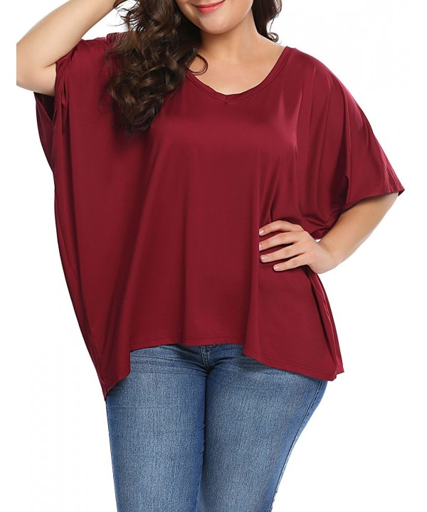 Involand Womens Batwing Sleeve Casual