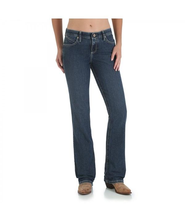 Wrangler Q Baby Booty Medium Jeans