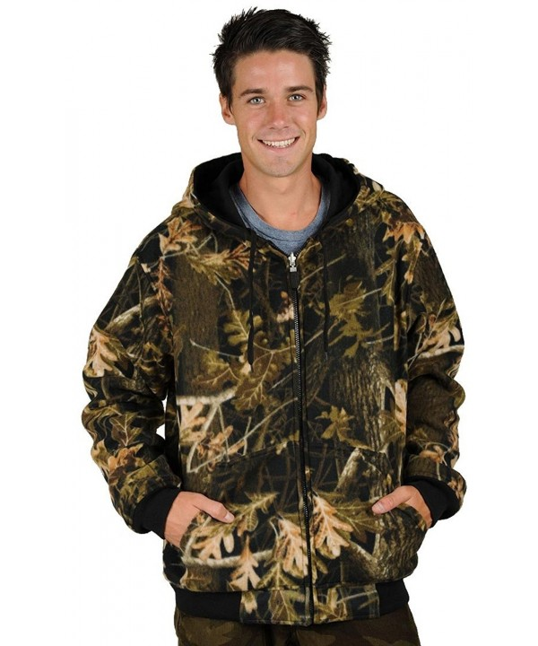 Woodland Supply Co Reversible Fleece