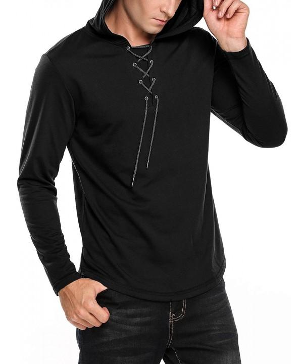 Simbama Fashion Sleeve Hoodie Sweatshirt