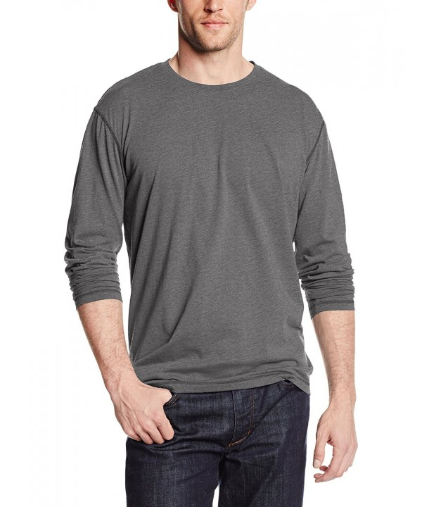 White Sierra Sleeve Charcoal Heather