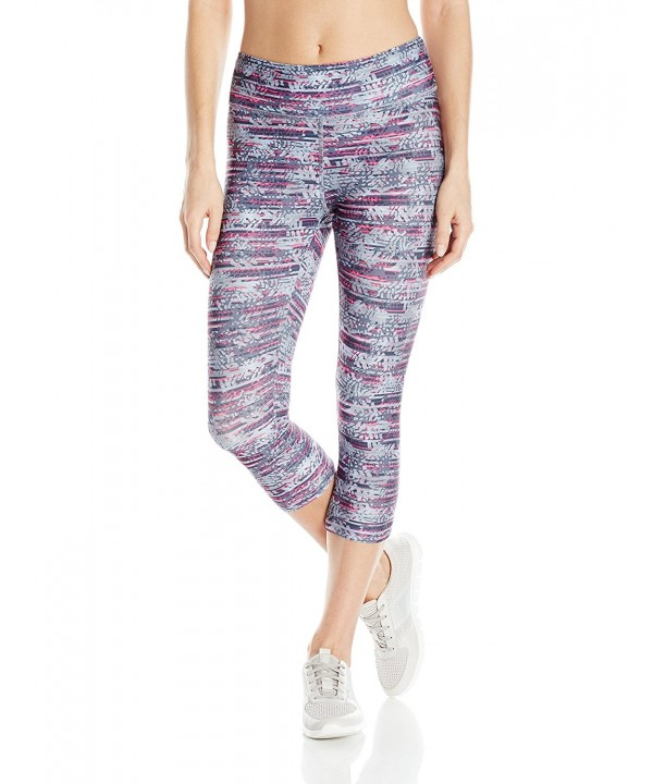 Jockey Womens Fossil Print Legging
