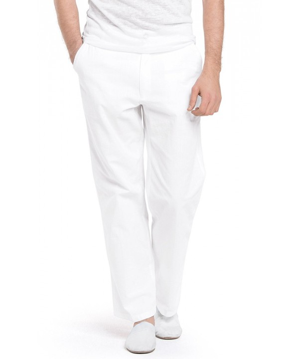White Nature Relaxed Casual Cotton