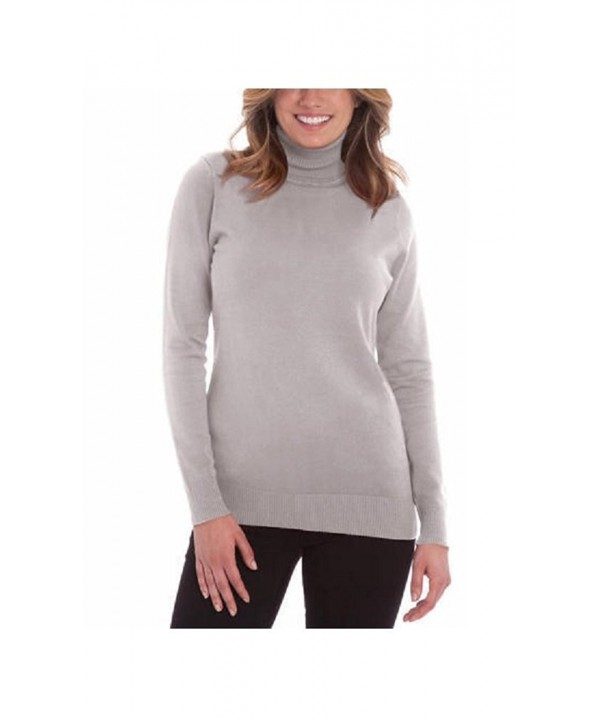 Joseph Turtleneck Sweater Heather Medium