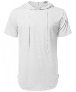 Style William Sleeves Drawstring Hoodie