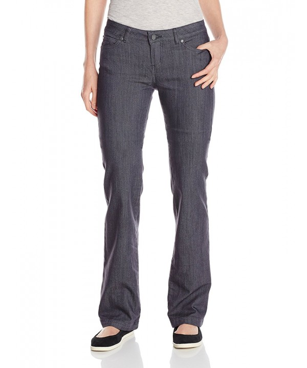 prAna Living Womens Inseam Denim