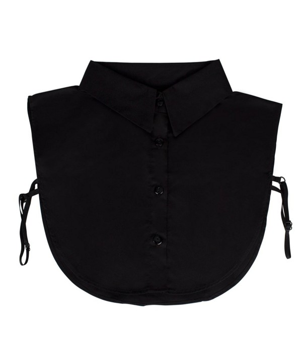 FASOTY Collar Detachable Dickey Blouse