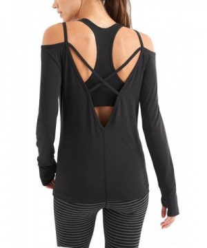 Bestisun Womens Sleeve Workout Pullover
