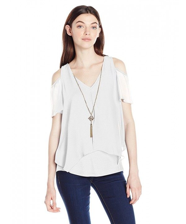Byer Juniors V Neck Shoulder