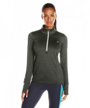 HEAD Womens Trial Charcoal Heather