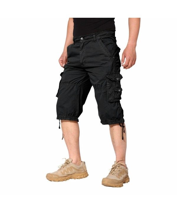 EKLENTSON Survivor Relaxed Pockets Black 2