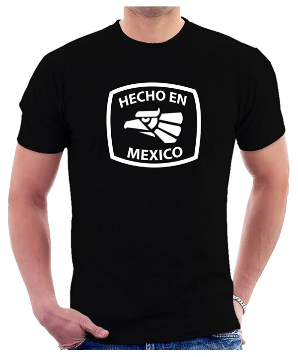 CheapRushUniform Mexico Screen Printed T Shirts