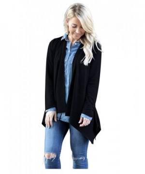 Blues Man Womens Cardigan sweaters