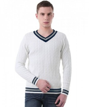 Allegra Pattern Sleeves Knitted Sweater
