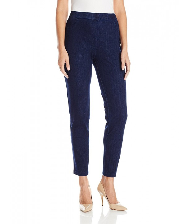 Alfred Dunner Womens Length Jegging