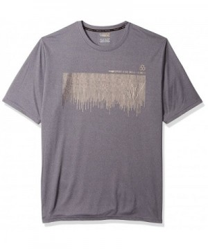 Copper Fit Graphic T Shirt Charcoal