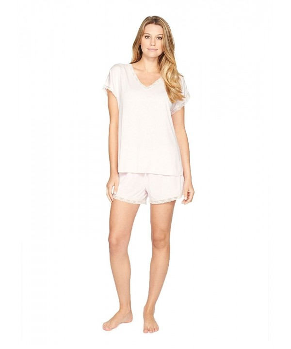 Barefoot Dreams Jersey V Neck Small