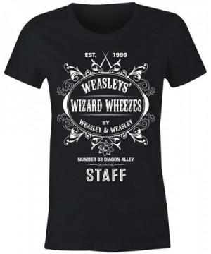 6TN Ladies Fitted Weasleys Wheezes