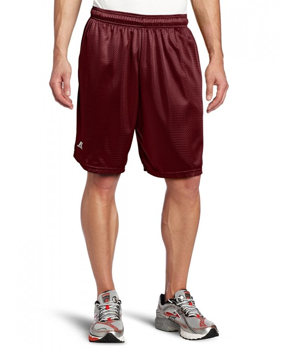 Russell Athletic Short Pockets Maroon