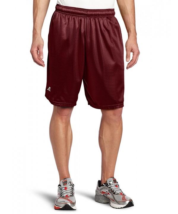 Russell Athletic Short Pockets Maroon