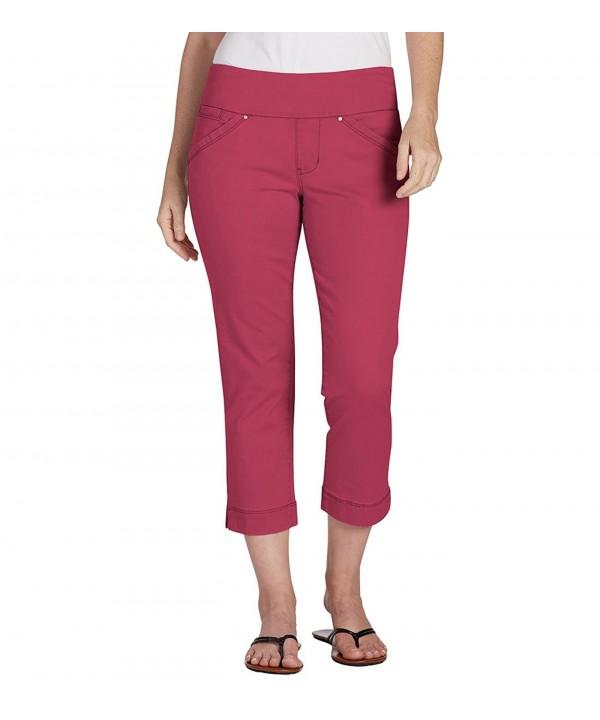 Jeans Womens Marion Crop Geranium