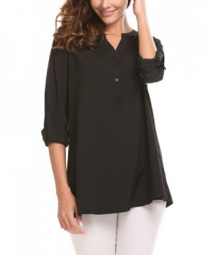 Cheap Real Women's Henley Shirts Outlet Online
