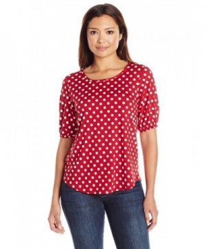 Star Vixen Womens Keyhole Shirttail