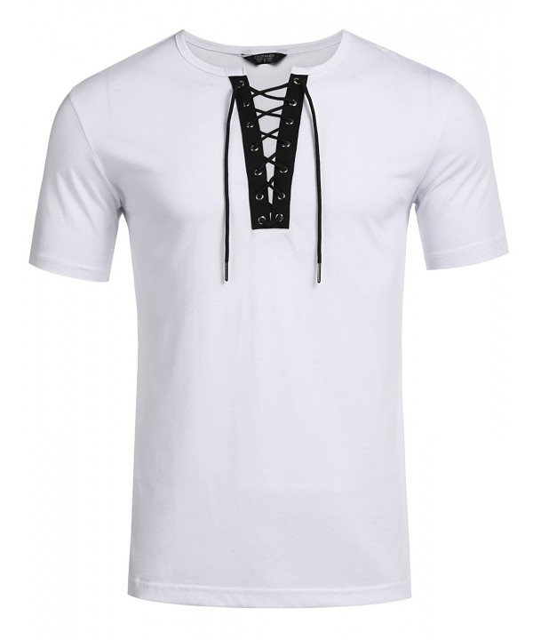 COOFANDY Casual Hipster Cotton T Shirts