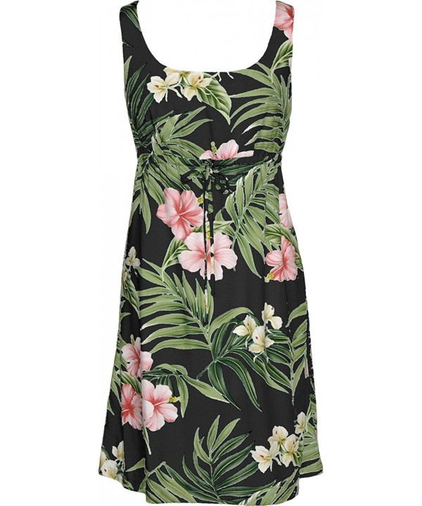 Womens Hibiscus Orchid Empire Front