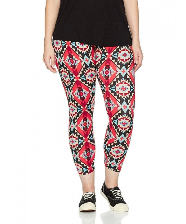 Eye Candy Juniors Printed Leggings