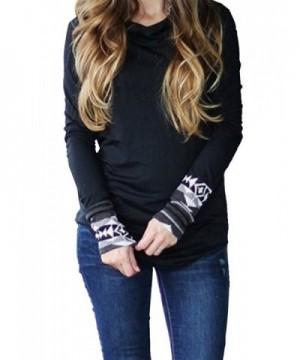 Qearl Womens Printed Hoodies Sweatshirt