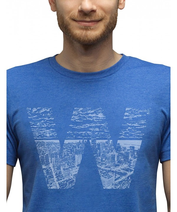 SCOBAR WSM29 Hand Drawn Skyline T Shirt