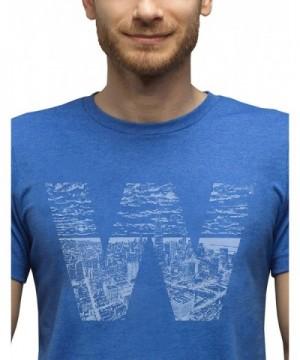 SCOBAR WSM29 Hand Drawn Skyline T Shirt